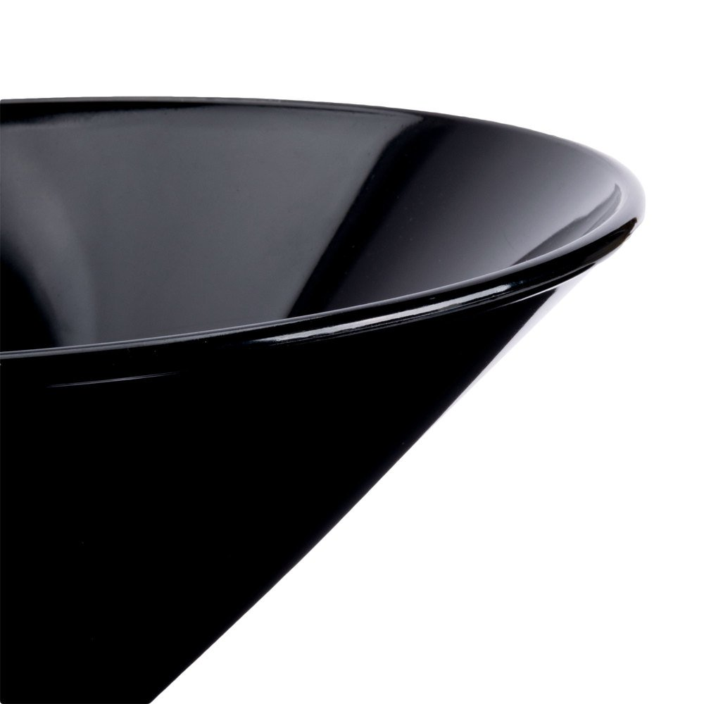 GET SW-1419-BK 48 oz. Black Super Martini Glass - 3/Case by GET SW (Image #4)