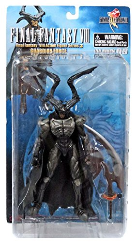 Final Fantasy VIII Monster Collection Action Figure Odin on Foot