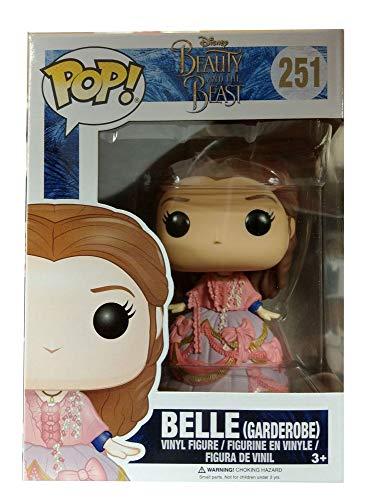 Funko Figura 12798de Bella de la pelicula de Disney La Bella y la Bes