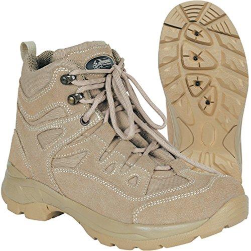 VooDoo Tactical 04-9680083391 6 Low Cut Boots, Desert Tan, 6.5W