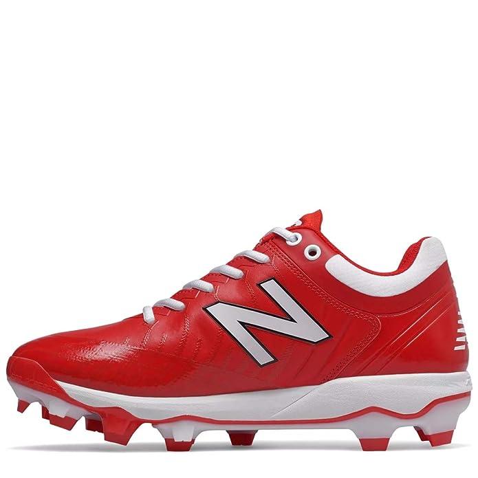 5764d21a6cb53 Amazon.com | New Balance Women's 4040v5 Molded Baseball Shoe | Softball &  Baseball