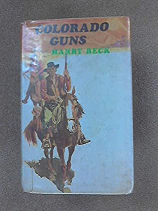 book cover of Colorado Guns