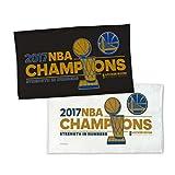 WinCraft Golden State Warriors 2017 NBA Finals Champions 2-Sided Locker Room Towel
