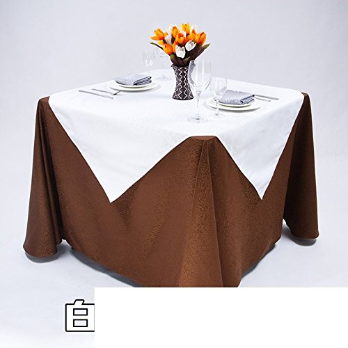 DIDIDD Garden Tablecloth Fabric Table Cloth Covering Cloth Table Cloth Table Cloth,B,diameter160cm(63inch) by DIDIDD