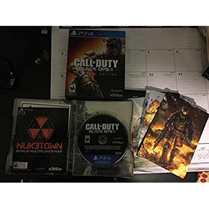 Image of Call of Duty Black Ops III Hardened Edition GameStop Exclusive Games