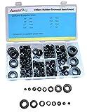 Industrial Tools Accessbuy 180-Piece Rubber Grommet Shop Assortment (2 Set)