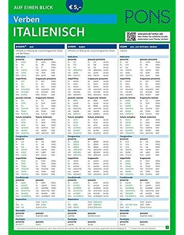PONS Verben auf einen Blick Italienisch (PONS Auf einen Blick) 933a3d4393