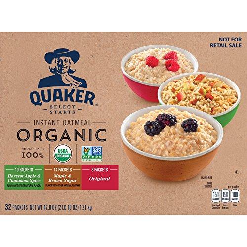 Buy organic oatmeal