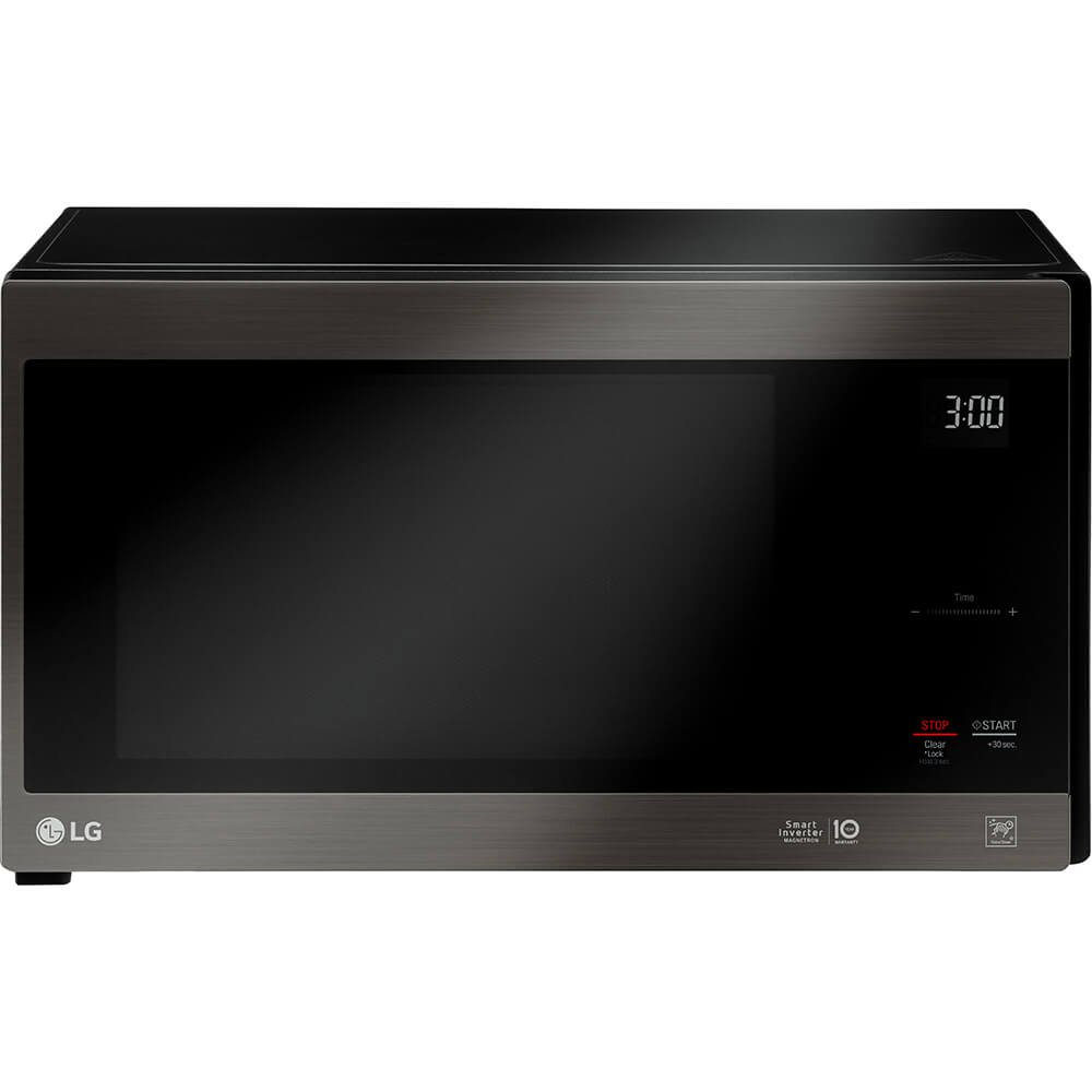 LG Black Stainless Steel Series 1.5 cu. ft. NeoChef™ Countertop Microwave with Smart
