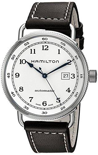 HAMILTON watch Khaki Navy Pioneer auto mechanical self-winding 10 water pressure H77715553 Men's [regular imported goods]