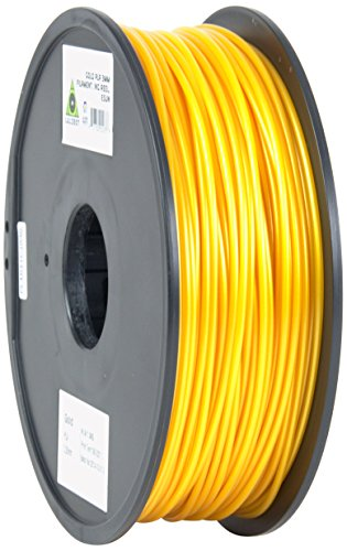 eSun PLA 3D Printer Filament, 3 mm Diameter, 1 kg Spool, Gold Shenzhen Esun Industrial Co., Ltd. Supplies