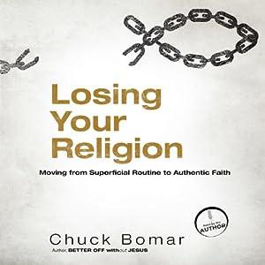 Losing Your Religion Audiobook
