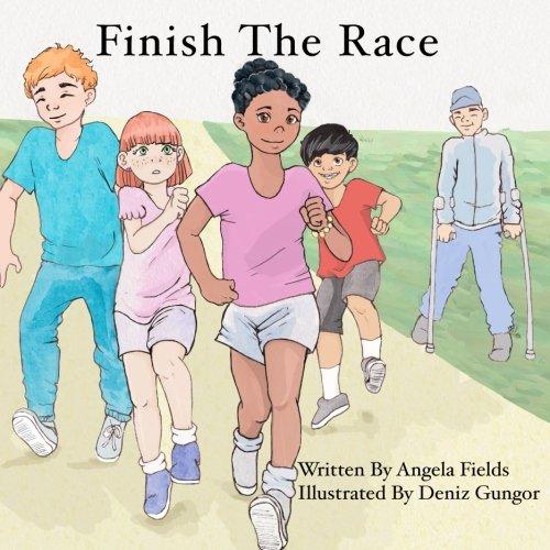Race Finish - Finish the Race