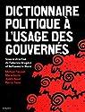 Dictionnaire politique à l'usage des gouvernés par Brugère