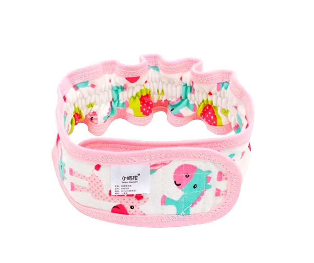 Giraffe 2Pcs Comfortable Infant Baby Nappy Toddler Newborn Diaper Fasteners,Soft