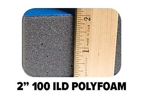 """SUPERNOVA MAT - 4'x6'x2"""" - Fasteners End Only"""