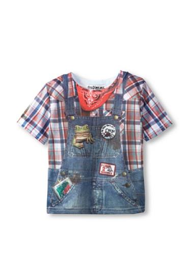 Toddler: Hillbilly Costume Tee Baby T-Shirt Size (Hillbillies Costumes)