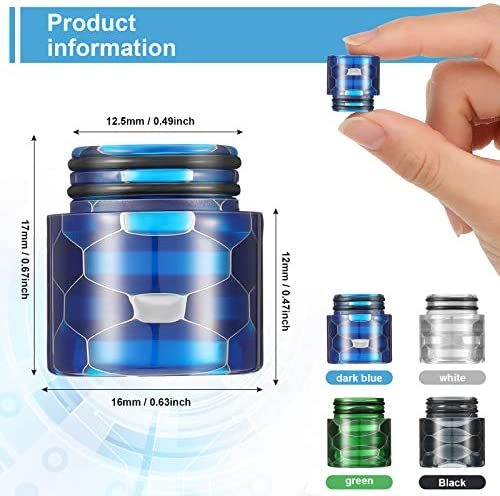 Smok tfv4 drip tip replacement _image3