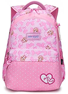 Hello Kitty Nylon 43 cms Pink Children s Backpack (Age group  6-8 ... 930e35d3f06f5