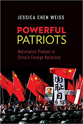 Amazon com: Powerful Patriots: Nationalist Protest in China's