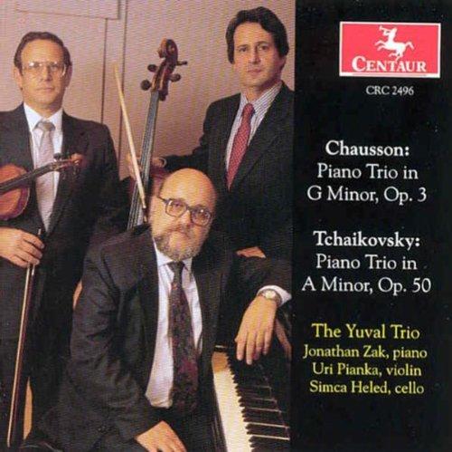 Yuval Trio - Piano Trio G minor Op 3 / Piano Trio A minor Op 50