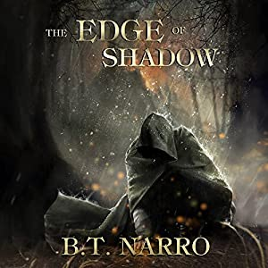 The Edge of Shadow Audiobook