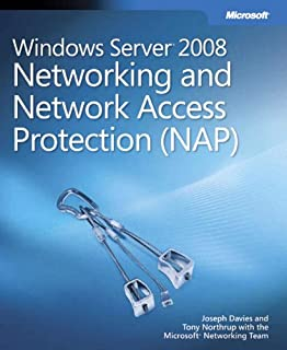 Windows Server 2008 Networking and Network Access Protection (NAP) (0735624224) | Amazon price tracker / tracking, Amazon price history charts, Amazon price watches, Amazon price drop alerts
