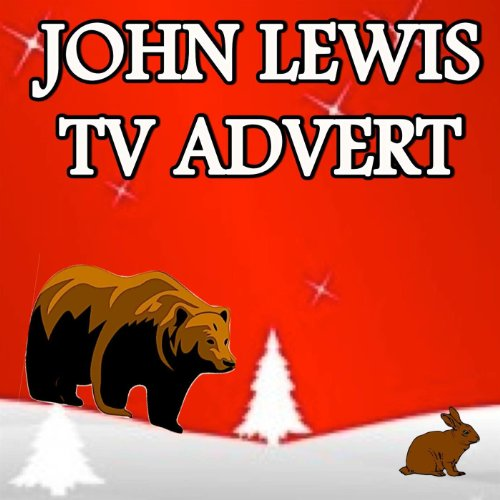 John Lewis Christmas Advert Somewhere Only We Know (Vocal Karaoke Version) (The Bear And The Hare John Lewis Advert)