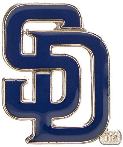 MLB San Diego Padres Logo Pin