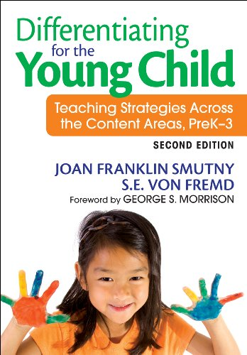Download Differentiating for the Young Child: Teaching Strategies Across the Content Areas, PreK-3 Pdf