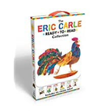 The Eric Carle Ready-to-Read Collection: Have You Seen My Cat?; The Greedy Python; Pancakes, Pancakes!; Rooster Is Off to See the World; A House for Hermit Crab; Walter the Baker