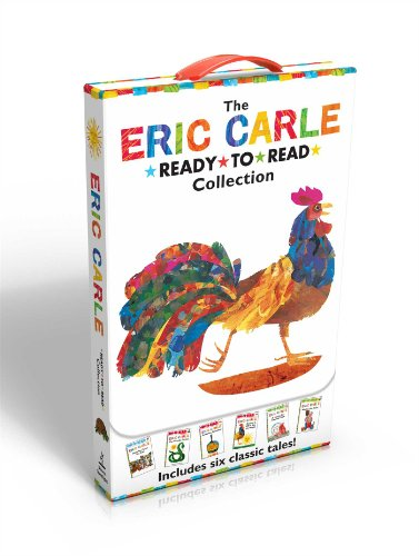 Python Collection - The Eric Carle Ready-to-Read Collection: Have You Seen My Cat?; The Greedy Python; Pancakes, Pancakes!; Rooster Is Off to See the World; A House for ... Walter the Baker (The World of Eric Carle)