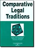 img - for Comparative Legal Traditions in a Nutshell (Nutshell Series) book / textbook / text book
