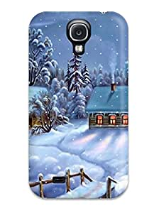 Premium [yhDJxrS148lBMLq]christmas Case For Galaxy S4- Eco-friendly Packaging