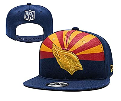 Looc Unisex Structured Adjustable Hat Arizona Cardinals Snapback Cap
