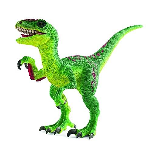 Schleich 14530 - Velociraptor, grün