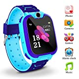 Kids SmartWatch Phone Digital Camera Watch with Games