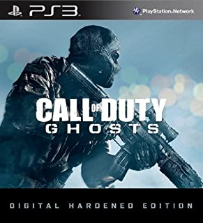 Call of Duty: Ghosts Digital Hardened Edition - PS3 [Digital Code] (B00GGUY9XW) | Amazon price tracker / tracking, Amazon price history charts, Amazon price watches, Amazon price drop alerts