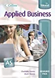 img - for Collins Applied Business - AS for Edexcel Resource Pack by Charlotte Davies (2005-05-20) book / textbook / text book