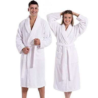 b9a19d3d72 Luxurious Unisex Bamboo Bathrobe (Men s