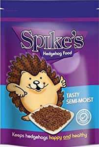 Spikes World Ltd Spikes Semi-Moist Hedgehog Food 550G