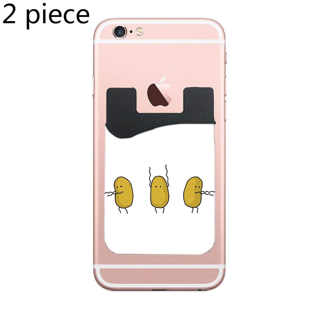 Amazon.com: Dos Potato ensalada teléfono celular pegar en ...