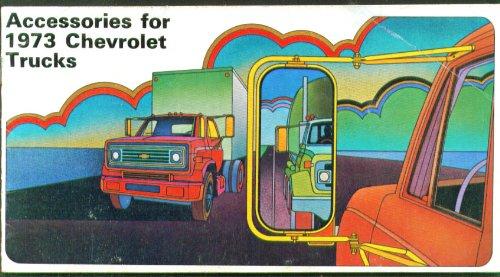 - 1973 Chevrolet Truck Accessories brochure