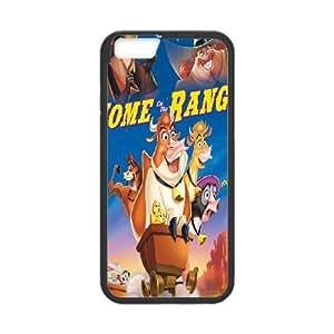 iPhone 6 plus 5.5 inch black phone case Home on the Range Disney Maverick Fantasy Funny Terror Tease Magical YHNL797891433 Kimberly Kurzendoerfer