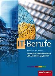 IT-Berufe: Entwickeln und Bereitstellen von Anwendungssystemen: Schülerbuch, 2. Auflage, 2011 (IT-Berufe nach Lernfeldern, Band 8)