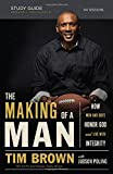 The Making of a Man Study Guide, Tim Brown, 052911304X