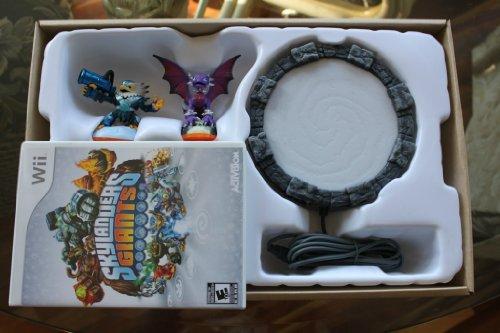 Skylanders Giants Starter Wii SKYLANDERS GIANTS STARTER PACK Wii