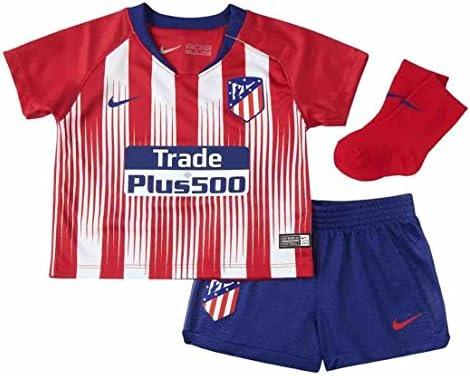 Nike ATM I NK BRT Kit HM - Camiseta 1ª equipación Atlético de Madrid 18-.  Cargando imágenes. e6e07139594e0