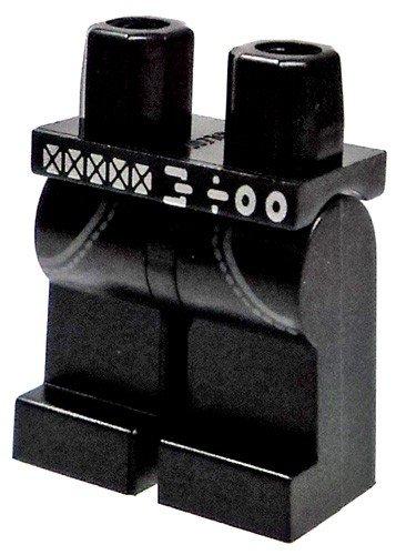 The 8 best lego minifigure parts legs black