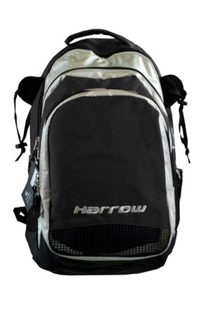 Harrow Elite Backpack, Black/Silver